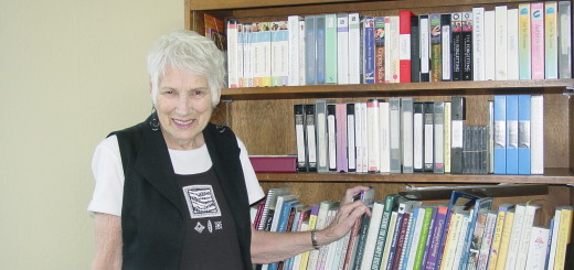 Ruth, volunteer