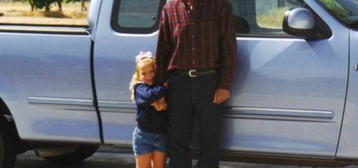 Carly and Papa