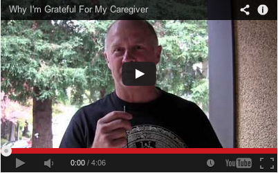Caregiver Thanks