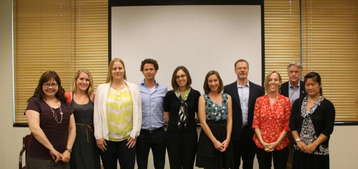 Researchers Symposium Photo