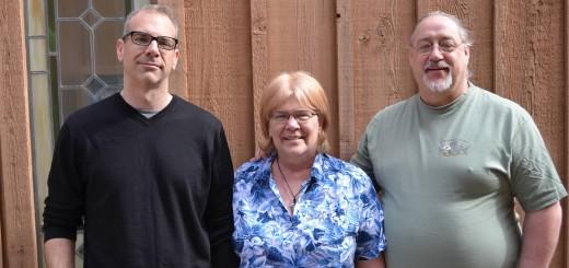 Mom, Skip, and Me